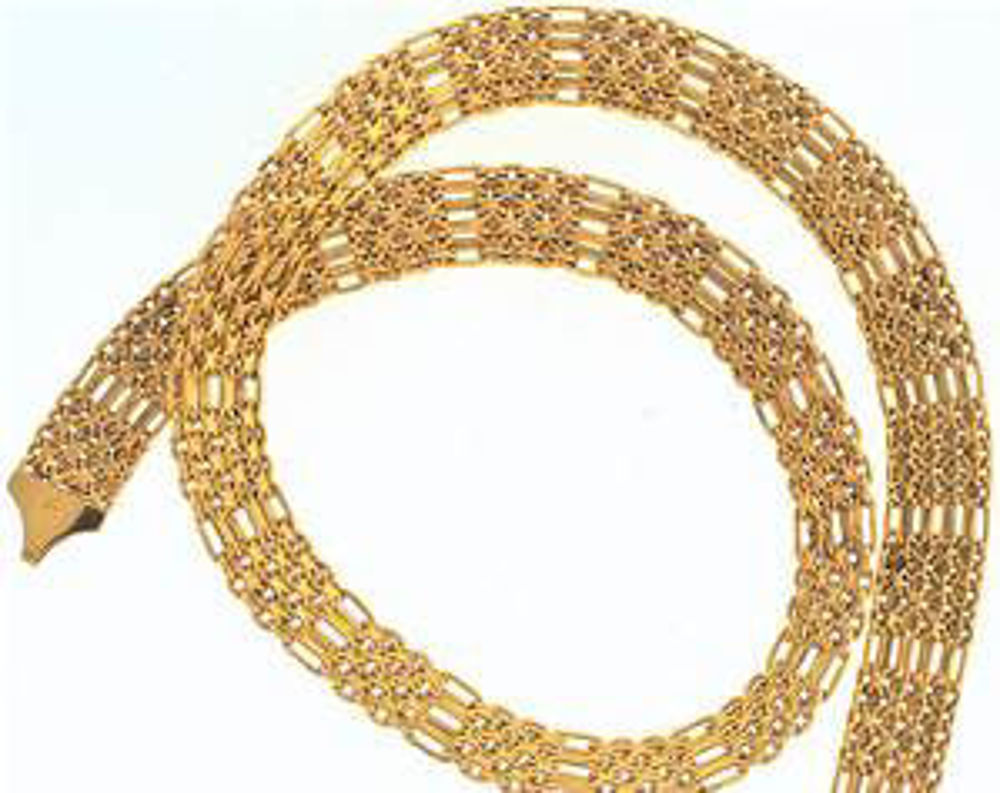 Picture of Necklaces 10kt-10.3 DWT, 16.0 Grams