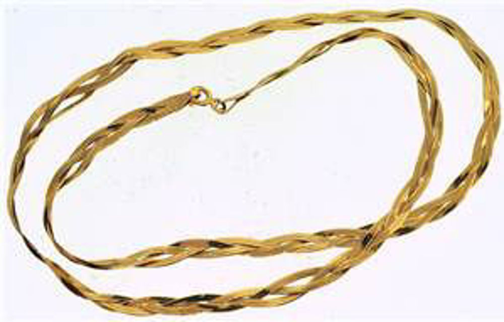 Picture of Necklaces 14kt-2.1 DWT, 3.3 Grams