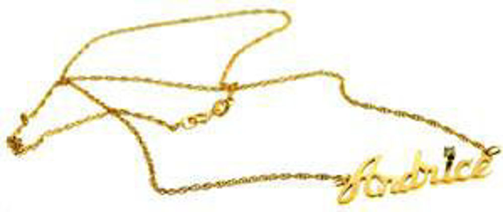 Picture of Necklaces 14kt-2.5 DWT, 3.9 Grams