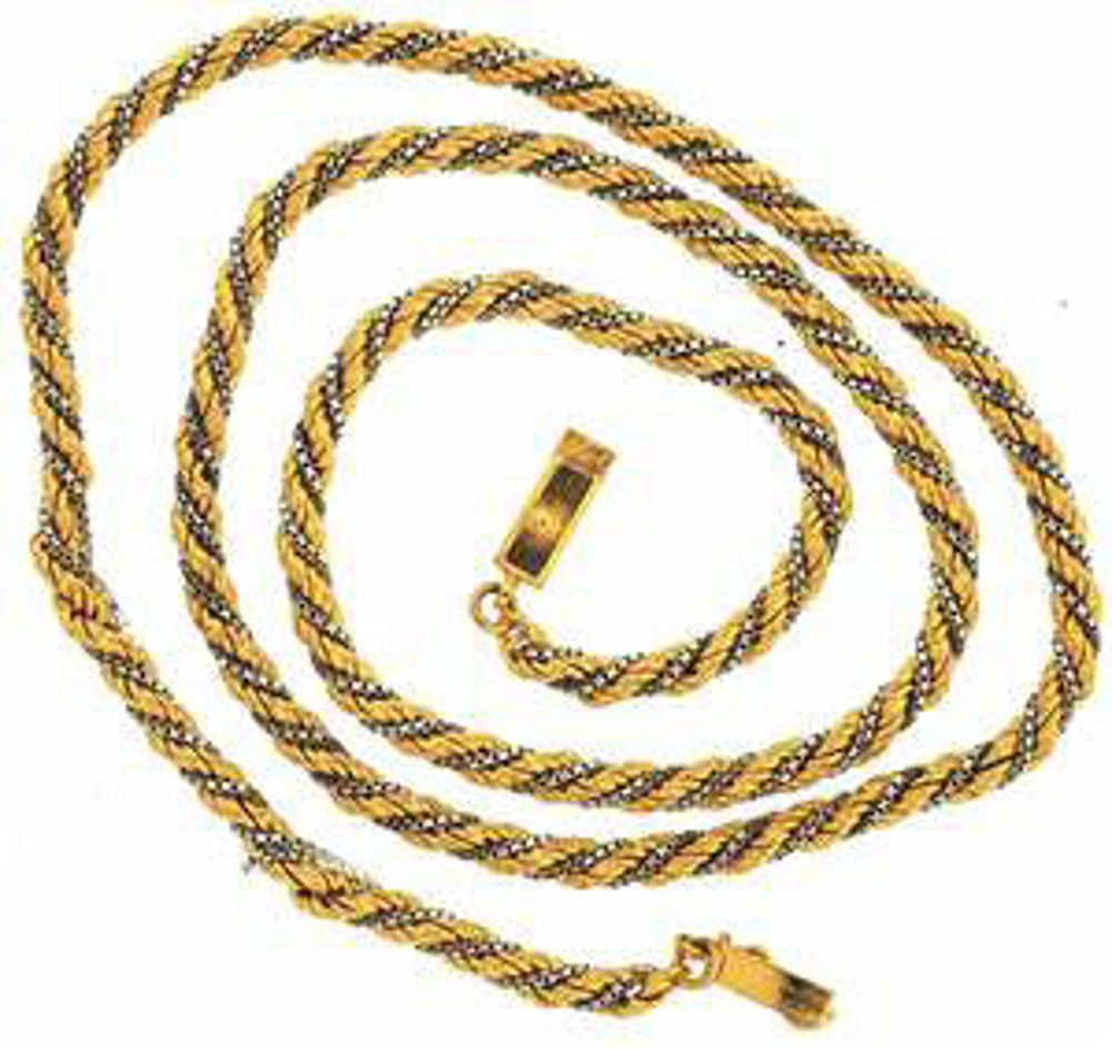 Picture of Chains 14kt-10.8 DWT, 16.8 Grams