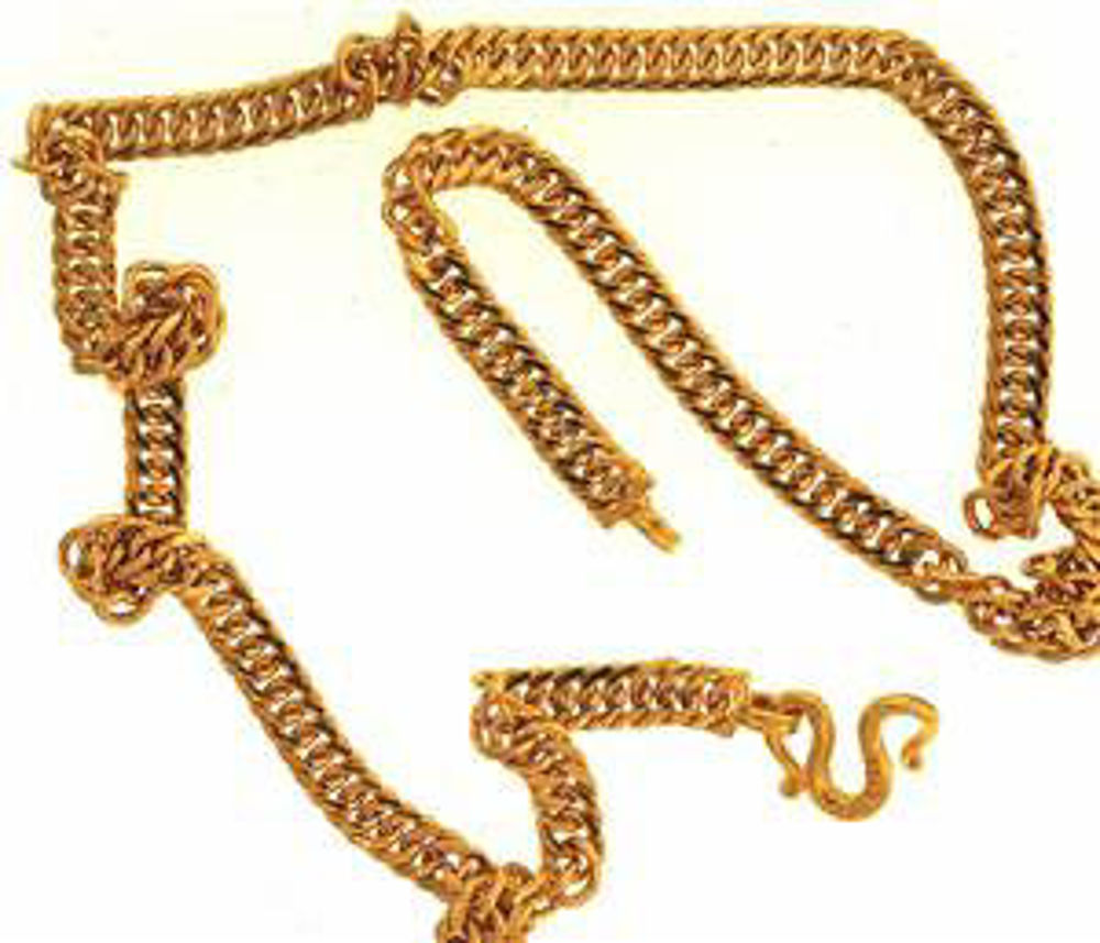 Picture of Chains 22kt-29.4 DWT, 45.7 Grams