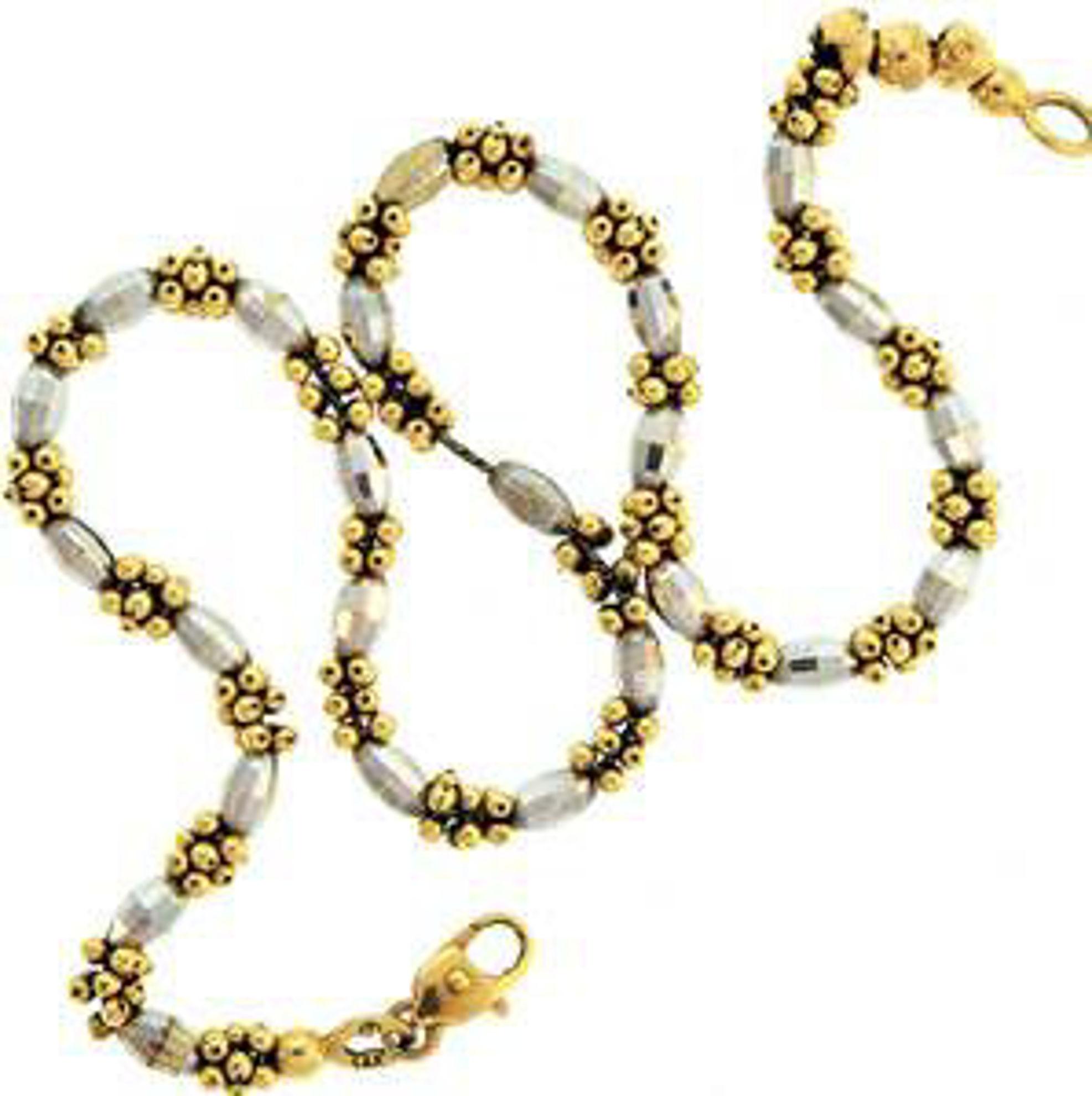 Picture of Bracelets 14kt-5.9 DWT, 9.2 Grams