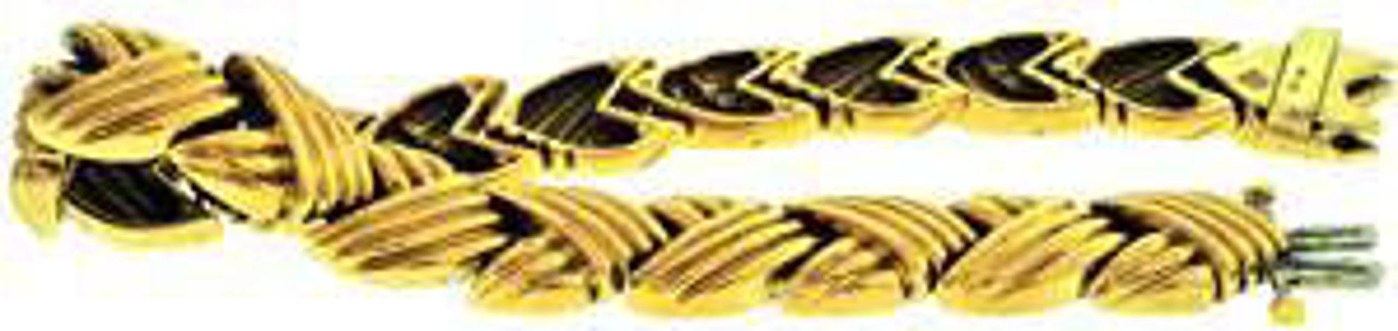 Picture of Bracelets 18kt-29.7 DWT, 46.2 Grams