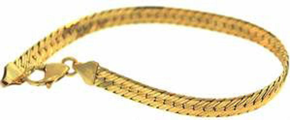 Picture of Bracelets 10kt-4.8 DWT, 7.5 Grams