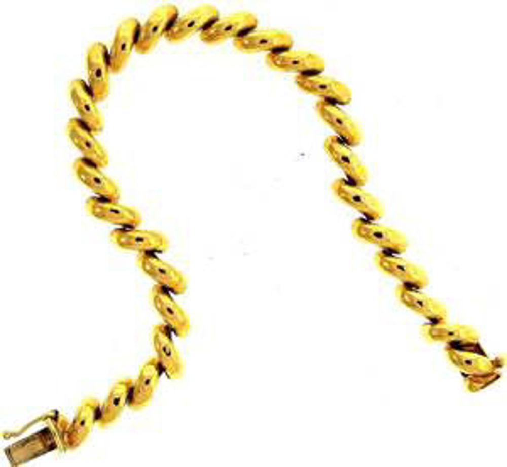 Picture of Bracelets 10kt-8.7 DWT, 13.5 Grams
