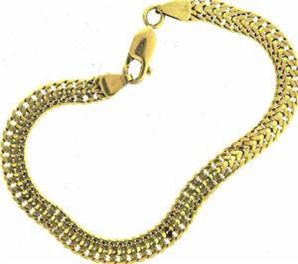 Picture of Bracelets 14kt-4.8 DWT, 7.5 Grams