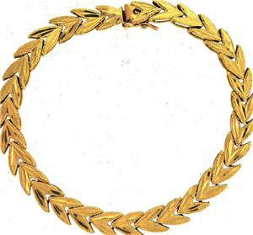 Picture of Bracelets 14kt-6.5 DWT, 10.1 Grams