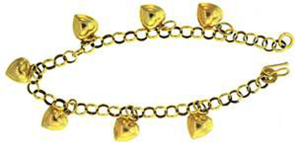 Picture of Bracelets 18kt-4.3 DWT, 6.7 Grams