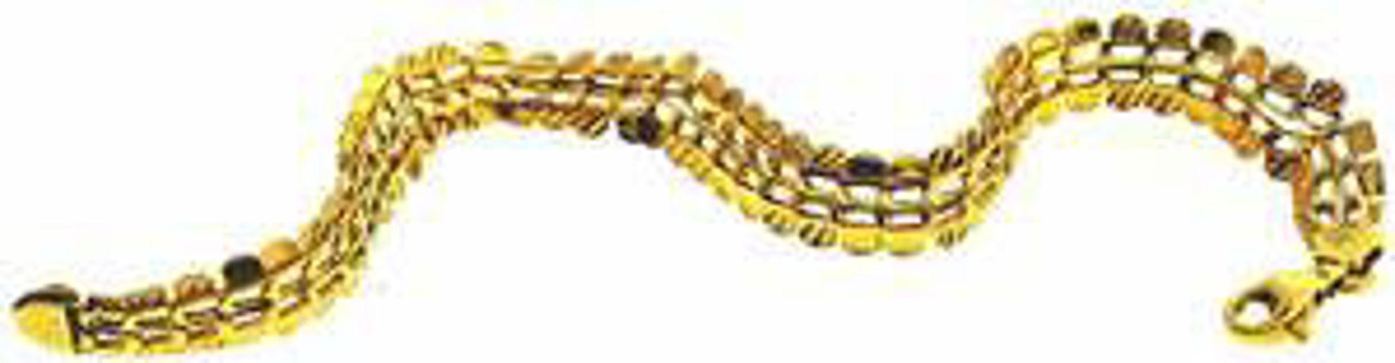 Picture of Bracelets 14kt-3.9 DWT, 6.1 Grams