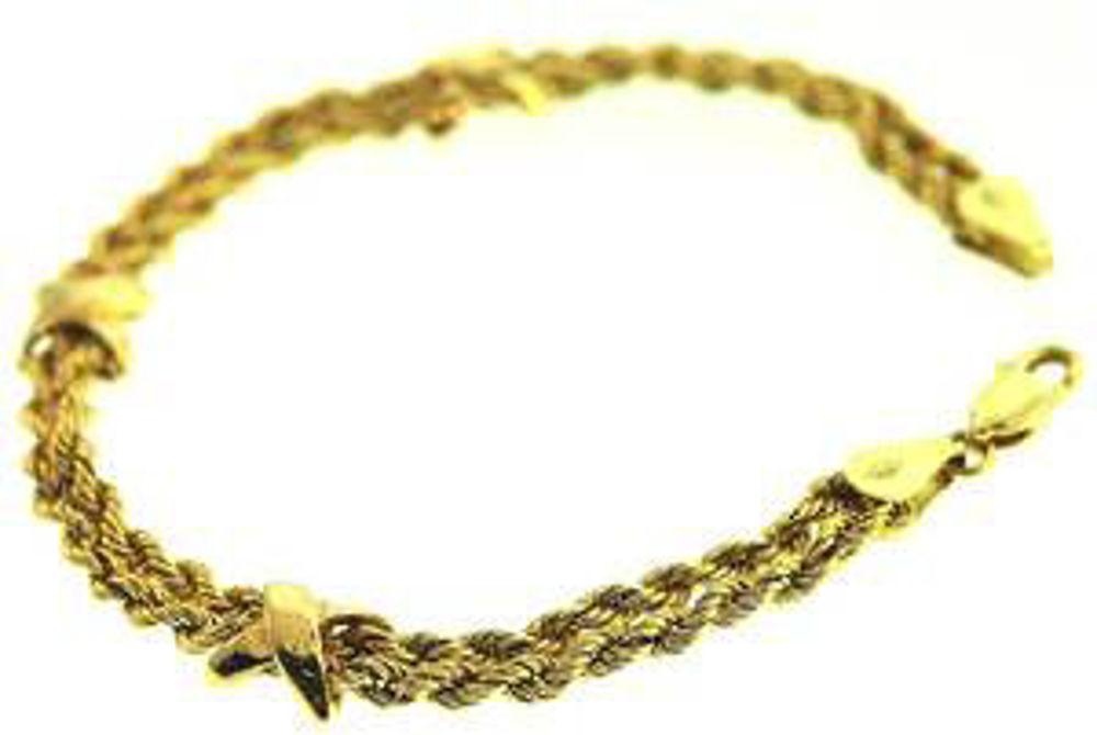 Picture of Bracelets 14kt-4.1 DWT, 6.4 Grams
