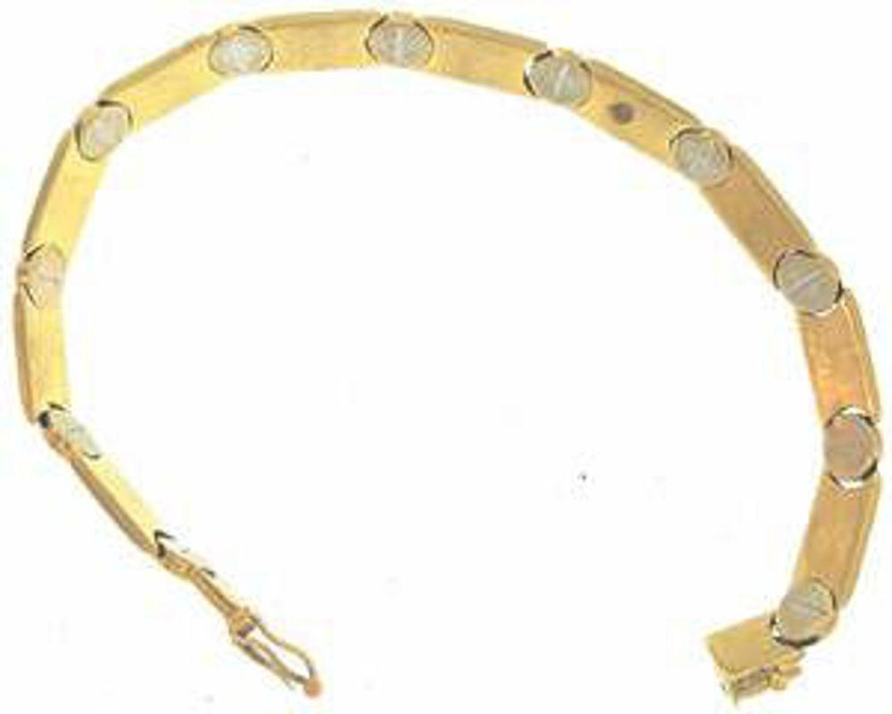 Picture of Bracelets 14kt-5.6 DWT, 8.7 Grams