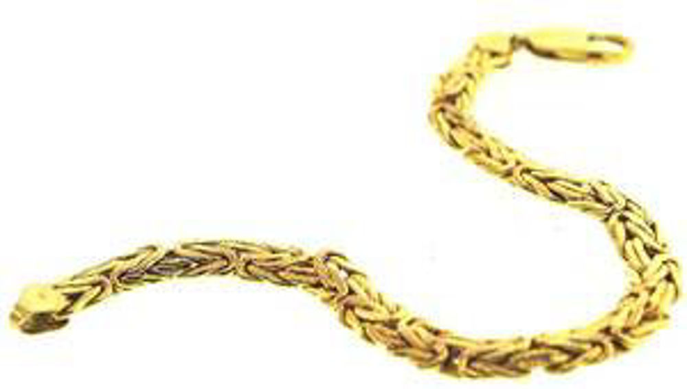 Picture of Bracelets 14kt-5.7 DWT, 8.9 Grams