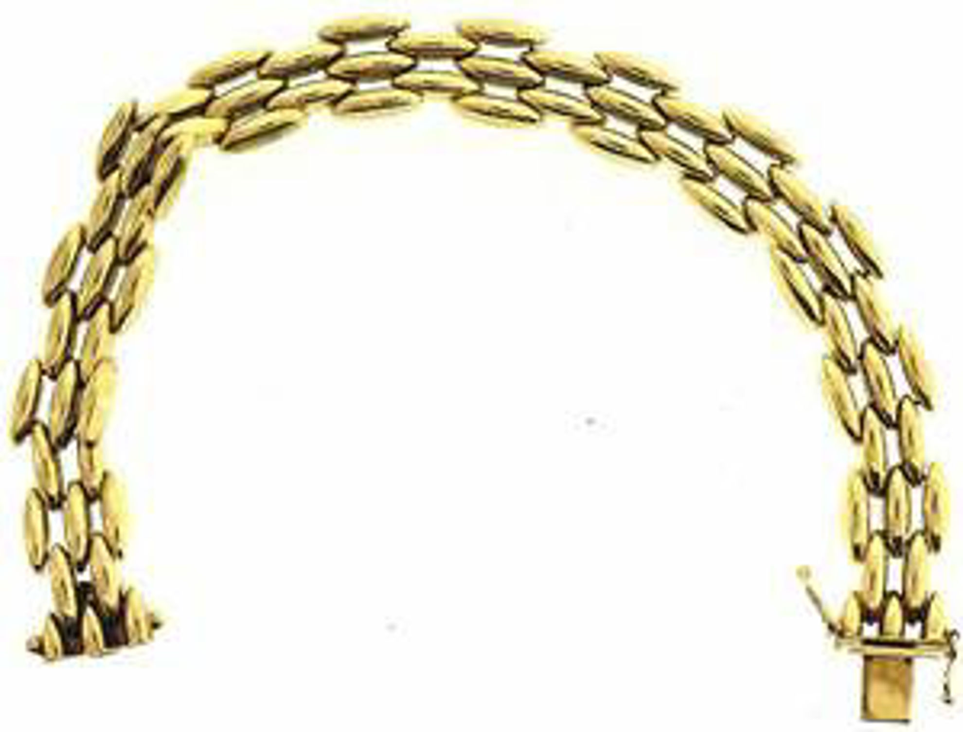 Picture of Bracelets 14kt-14.0 DWT, 21.8 Grams