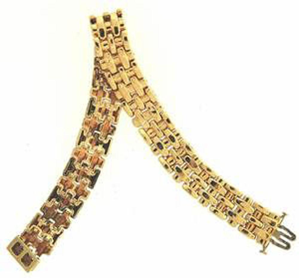 Picture of Bracelets 14kt-5.4 DWT, 8.4 Grams