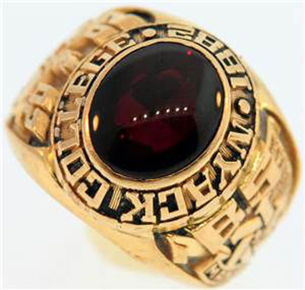 Picture of Class Rings 14kt-12.0 DWT, 18.7 Grams