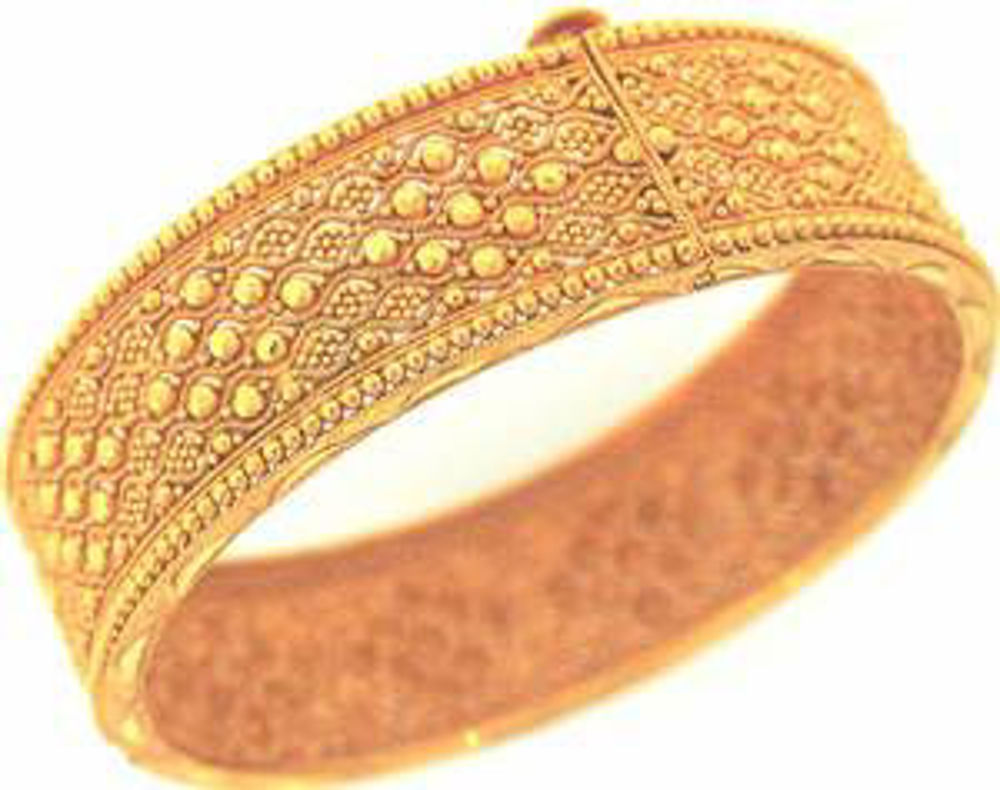 Picture of Bangle Bracelets 22kt-25.4 DWT, 39.5 Grams