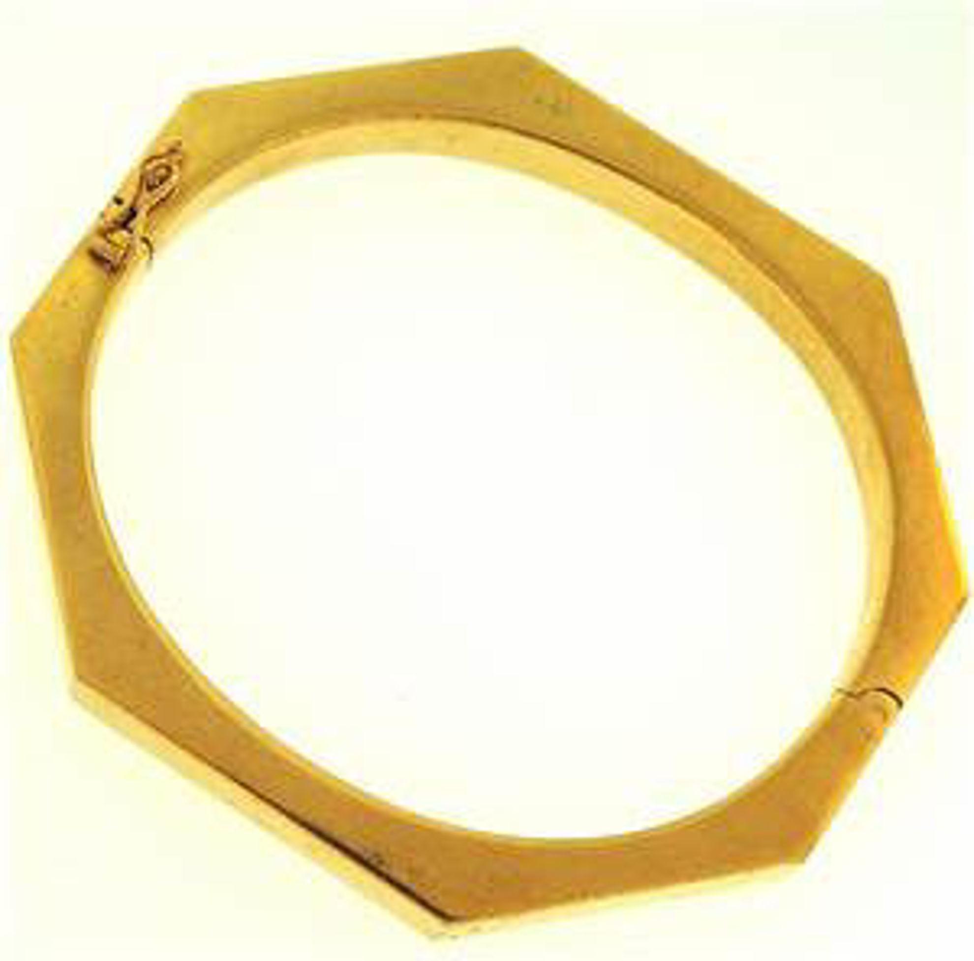 Picture of Bangle Bracelets 18kt-23.3 DWT, 36.2 Grams