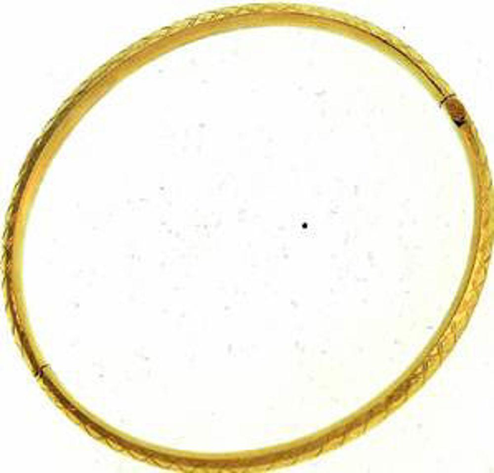 Picture of Bangle Bracelets 14kt-3.9 DWT, 6.1 Grams