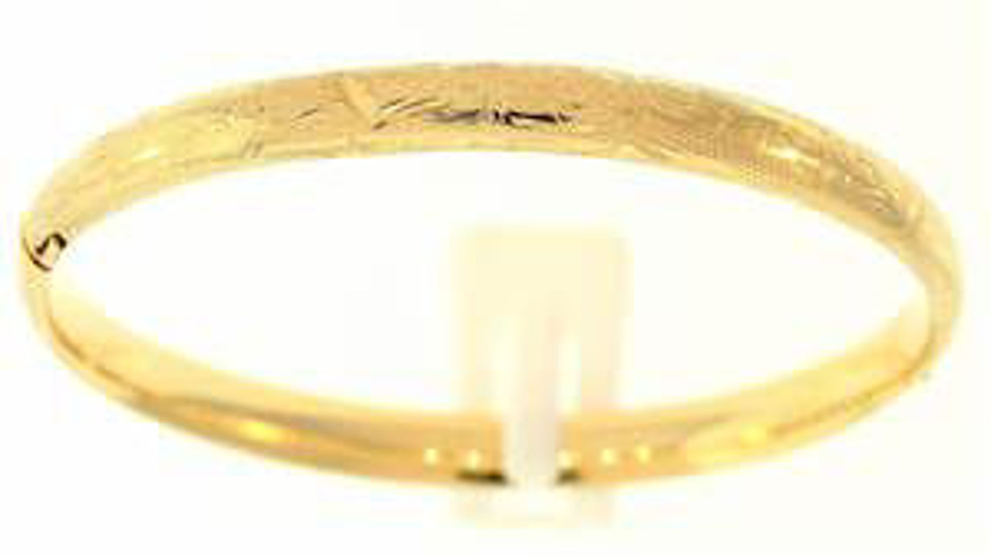 Picture of Bangle Bracelets 14kt-5.1 DWT, 7.9 Grams