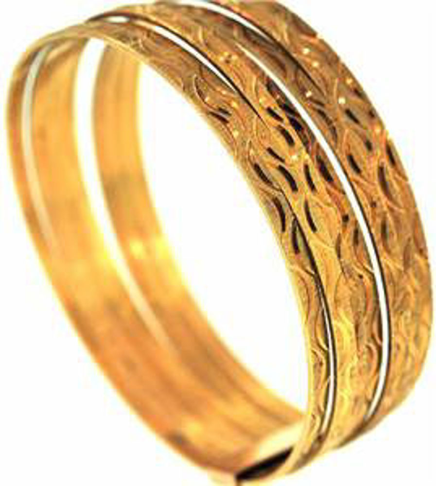 Picture of Bangle Bracelets 18kt-33.5 DWT, 52.1 Grams