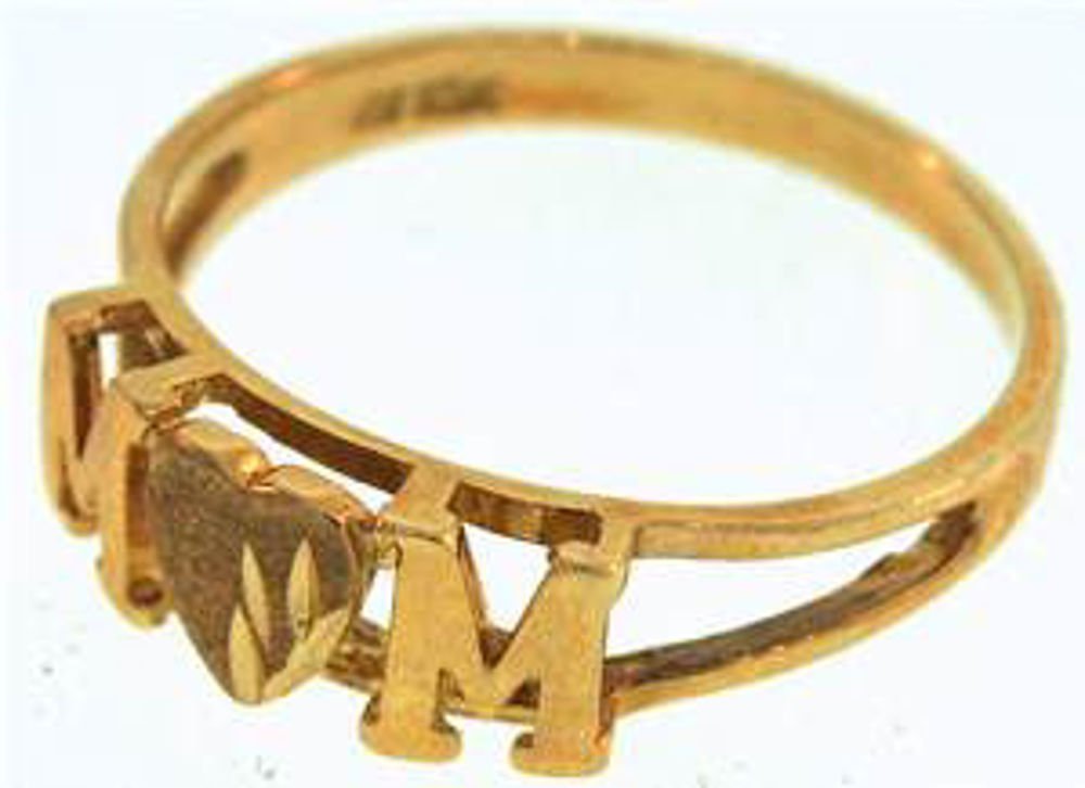 Picture of Ladies' Rings 10kt-1.3 DWT, 2.0 Grams