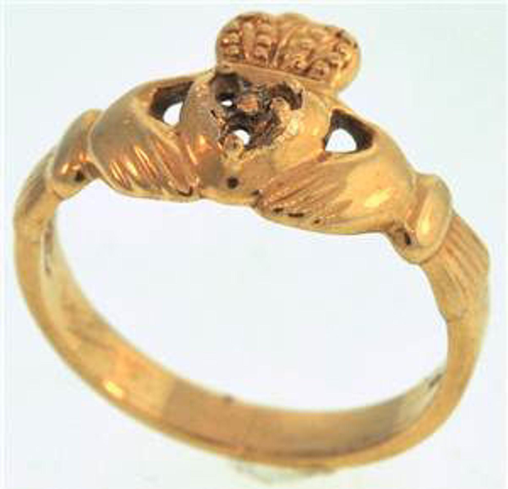 Picture of Ladies' Rings 14kt-1.9 DWT, 3.0 Grams