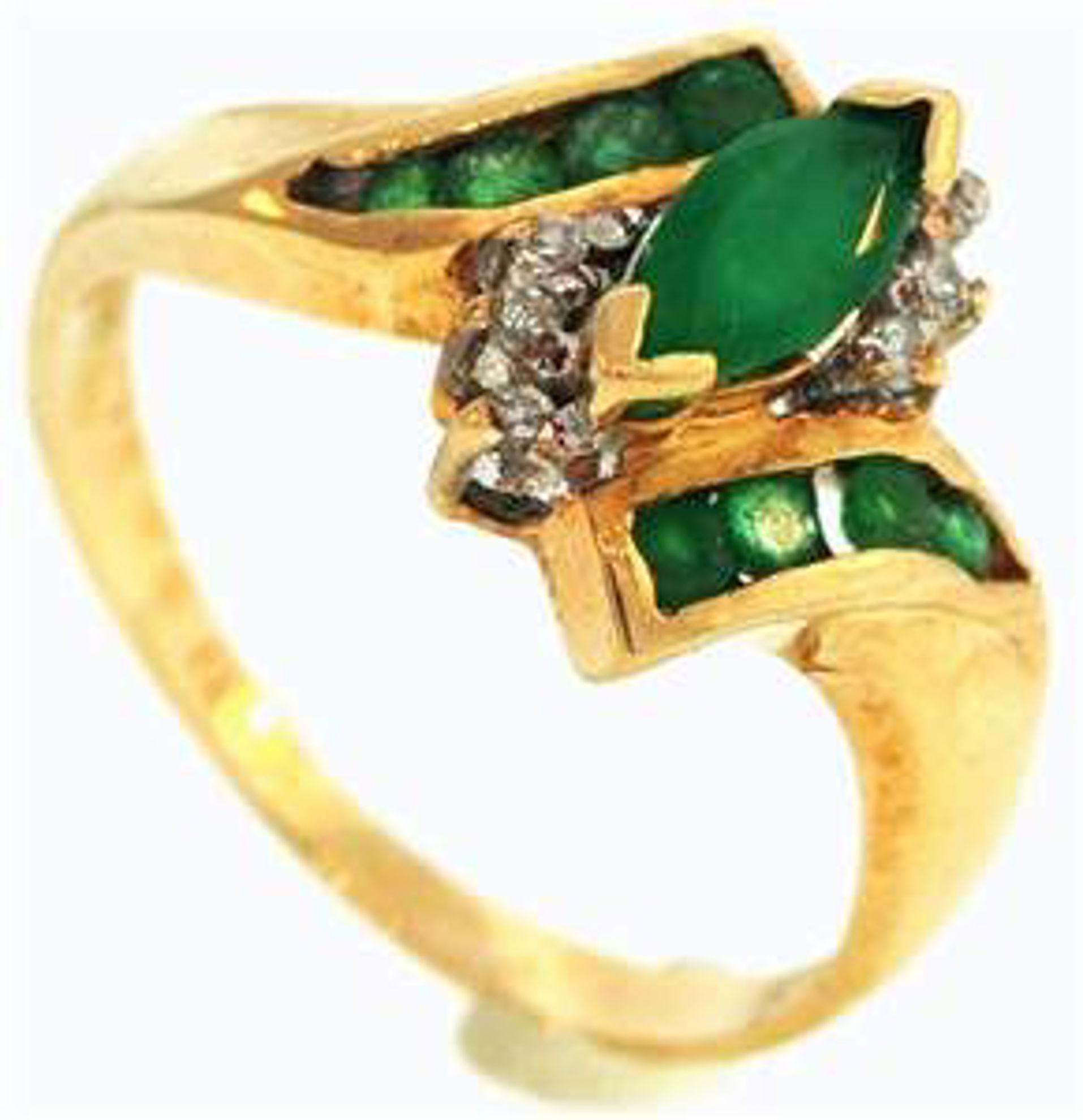 Picture of Ladies' Rings 10kt-1.6 DWT, 2.5 Grams