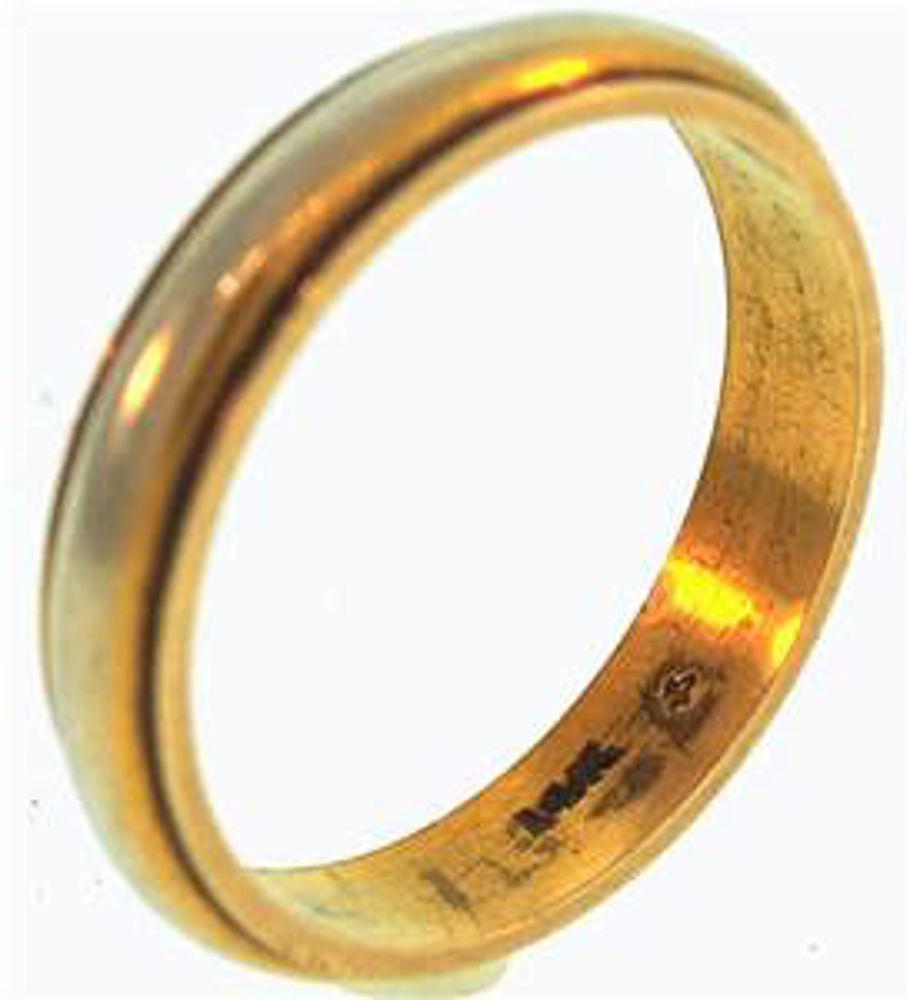 Picture of Men's Rings 14kt-3.4 DWT, 5.3 Grams
